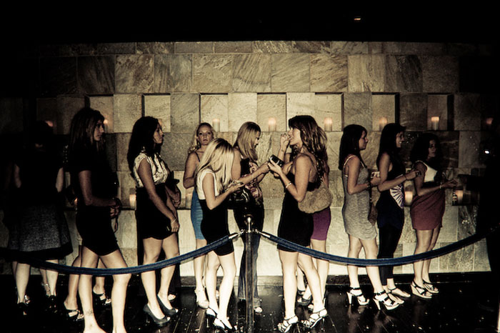 Club Dresses Vegas