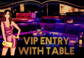 vip entry package