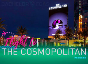 Flight to the Cosmopolitan