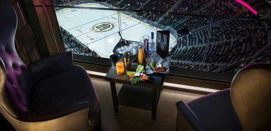 Calendrier Vip 2019.Vegas Golden Knights Vip Packages 2019 2020 Bachelor Vegas