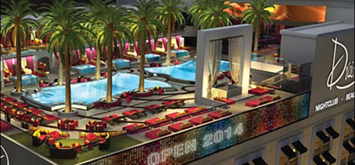 Drais Beach Club Overview