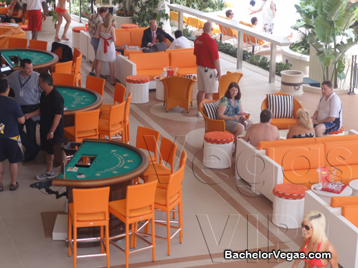 encore beach club blackjack tables
