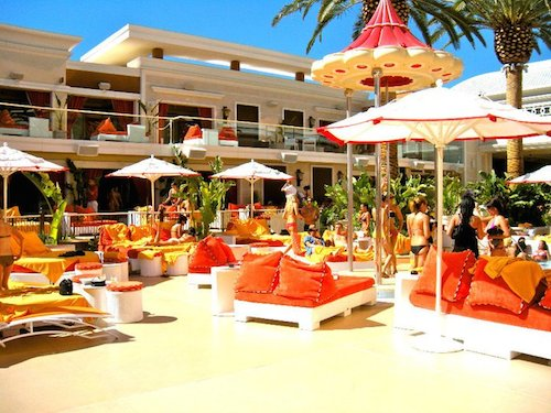 encore beach club daylife nightlife package