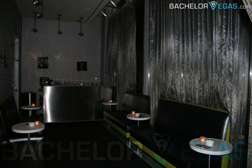 Ghostbar Dayclub VIP room