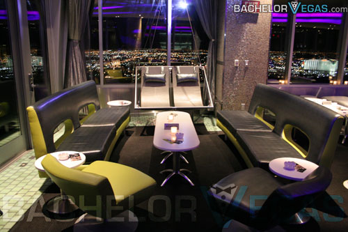 Ghostbar Dayclub VIP seating