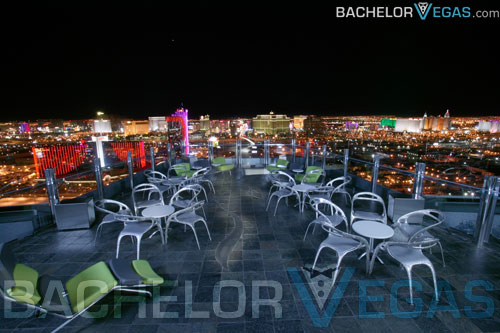Ghostbar Dayclub patio strip view