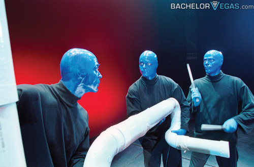 Cheap tickets for blue man group