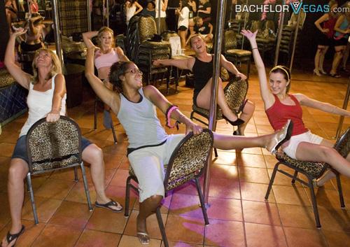 Stripper practice vidoe